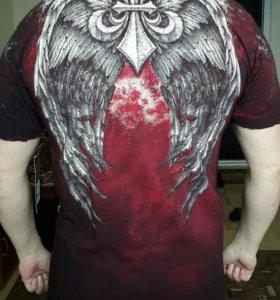 футболка новая мужская Affliction XL