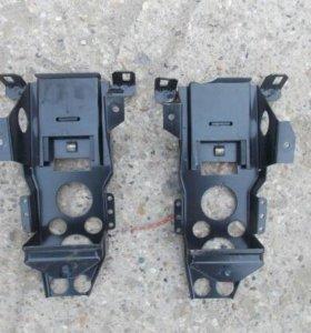 Кронштейны задних подголовников БМВ е34