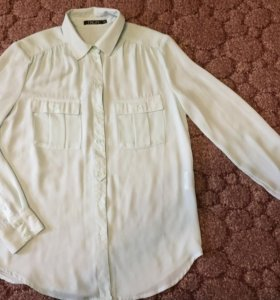 Рубашка inciti мятного цвета