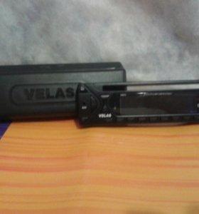 Съемная панель к автомагнитоле VELAS 500 руб