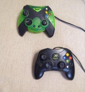 Джойстик Xbox проводной