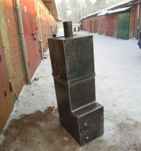 Продам печь для бани ибуржуцку