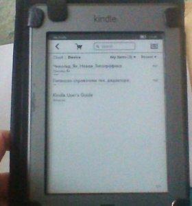 Электронная книга Kindle 3 touch