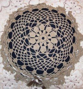 Декоративная подушка, украшение интерьера