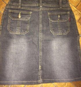 Dolerto jeans юбка