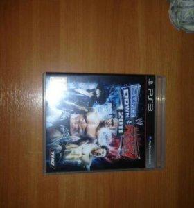 Продаю Wwe Smackdown Vs Raw 2011 На Ps3