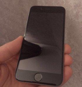 IPhone 6 чёрный 16гб
