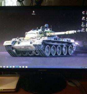 """Монитор 23"""" Samsung LS23B300NS"""
