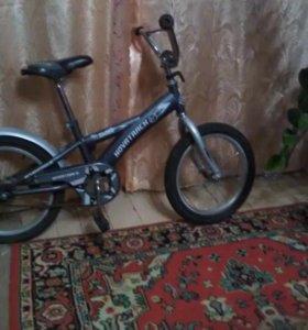 Детский велосипед от 3 до 7 лет