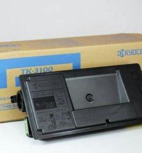 Картридж оригинальный Kyocera TK-3100 без коробки