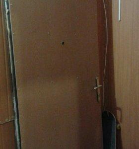 Металлическкя дверь