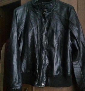 Кожаная куртка newlook