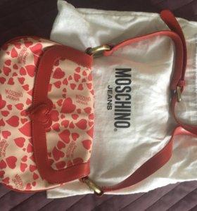 Moschino оригинал сумка
