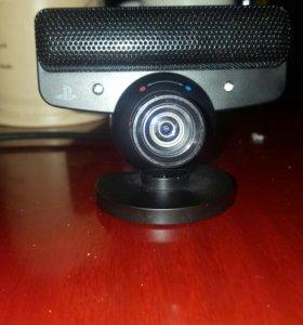 Веб камера от sony playstation 3