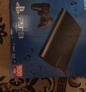 Продаётся PlayStation 3