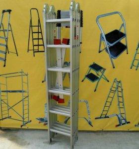 Лестница трансформер 4х6