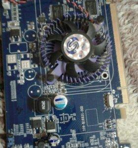 Видеокарта ATI RADION HD 2400 PRO