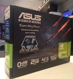 Видеокарта GeForce GT 730 DDR3 2GB