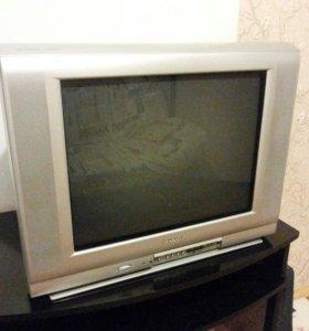 Цветной телевизор Sharp 21D-FG3RU
