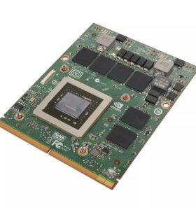Видеокарта Nvidia gtx770m