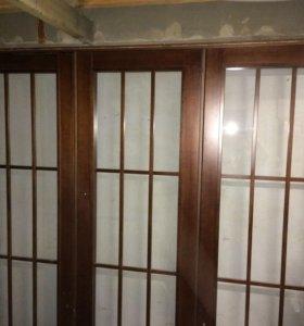 Дверь межкомнатная/перегородка/дверной блок