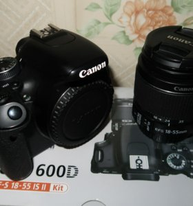 Фотоаппарат Canon 600d НОВЫЙ!