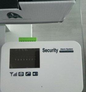 GSM Сигнализация для квартиры