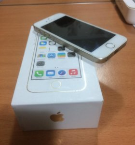 iPhone 5s 32gb , gold