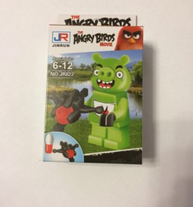 Мини фигурки Angry Birds