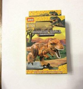 Мини фигурки Мир Динозавров