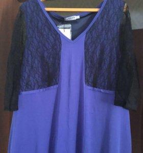 Платье новое 56/58