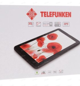 Планшет TELEFUNKEN TF-MID706G 3G 8Gb
