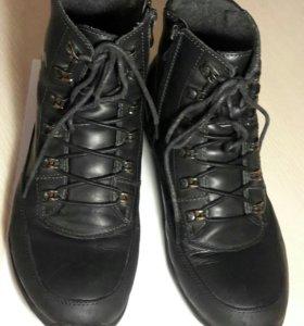 Ботинки деми подросковые