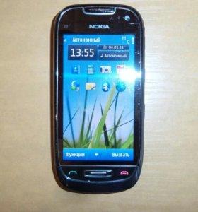 Смартфон Nokia С 7 - 00.