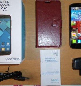 Смартфон Alcatel Pop C 7.