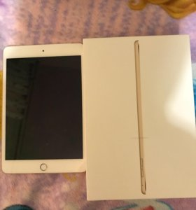 iPad mini 4 Wi-Fi Cellular 16GB Gold