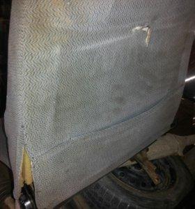 Передние сиденья ваз 2110
