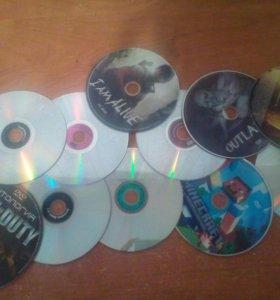 Продам 11 дисков для ПК
