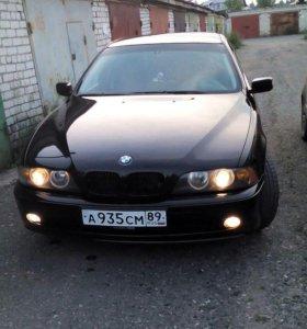 BMW  5  seria