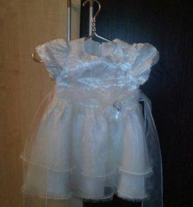 Платье 80-86-92