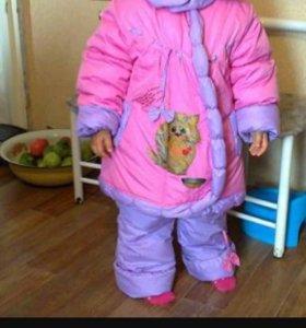 Зимний костюм Лемминг