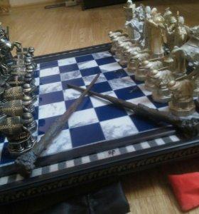 """Шахматы """"Гарри Поттер"""""""