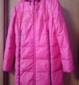 Куртка подойдет для беременной