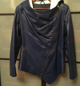 Кожаная куртка из Греции (новая)