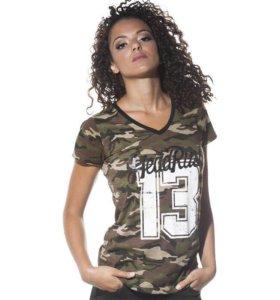 Женская футболка Headrush Laurier.