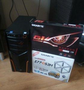 Игровой i7-2700K с RX470