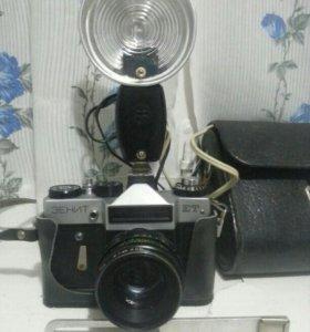 Фотоаппарат Зенит ET helios-44-2