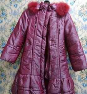 Куртка детская 7-9