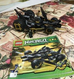 Лего.9444 Атака Коула