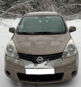 Nissan note 1/4 (88)